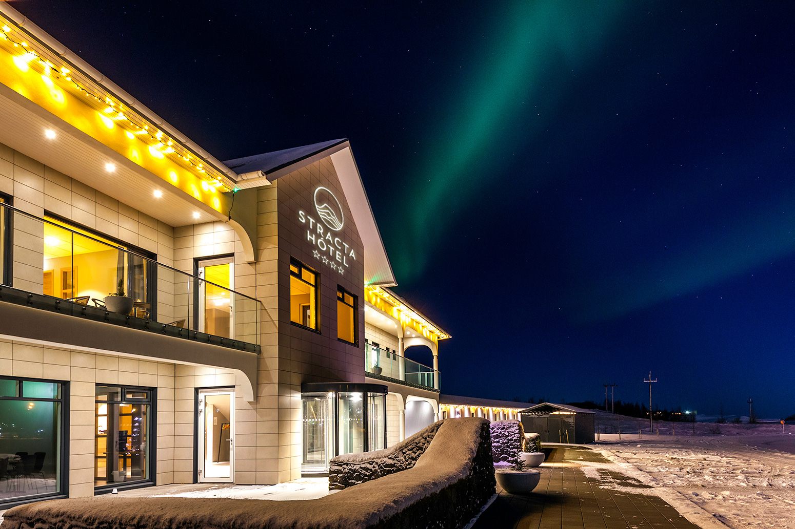 About Stracta Hotel Iceland